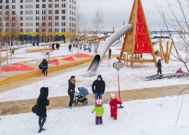 Правильная детская площадка