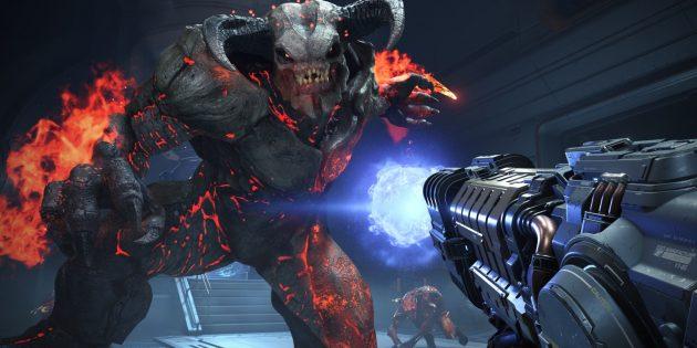 Doom Eternal: Палач Рока — единственное существо, которого боятся демоны