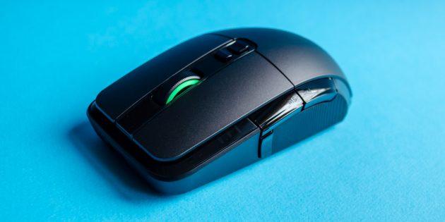 Игровая мышь Xiaomi Mi Gaming Mouse: полноценно использовать мышку смогут только правши