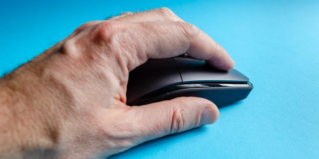 Игровая мышь Xiaomi Mi Gaming Mouse понравится прежде всего обладателям больших ладоней