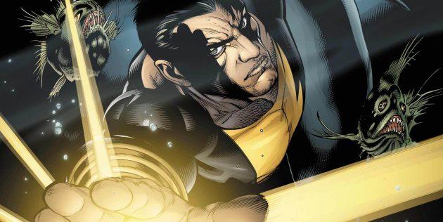 «Шазам!»: Таддеус Сивана и Чёрный Адам регулярно объединяют силы против героя