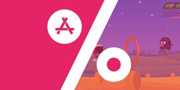 Бесплатные приложения и скидки в App Store 15 апреля