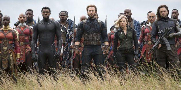 Все предыдущие картины готовили к глобальному противостоянию героев и Таноса