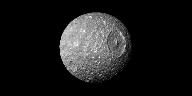 Фото космоса: «Звезда смерти»