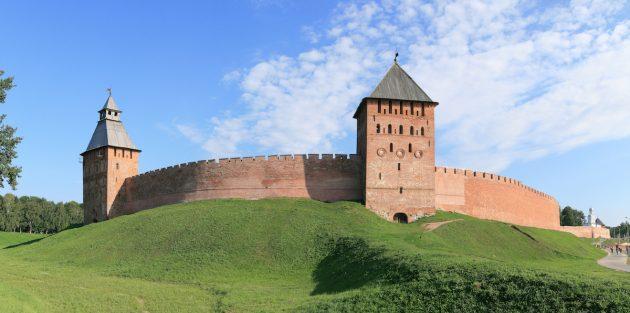 Куда поехать на майские: Великий Новгород