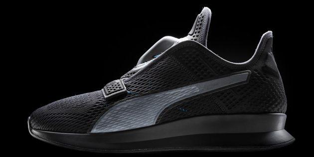 Штука дня: умные кроссовки Puma с автоматической регулировкой натяжения