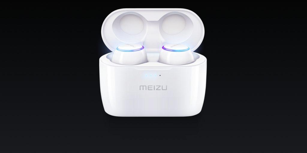 Meizu выпустила беспроводные наушники POP 2 с автономностью до 8 часов