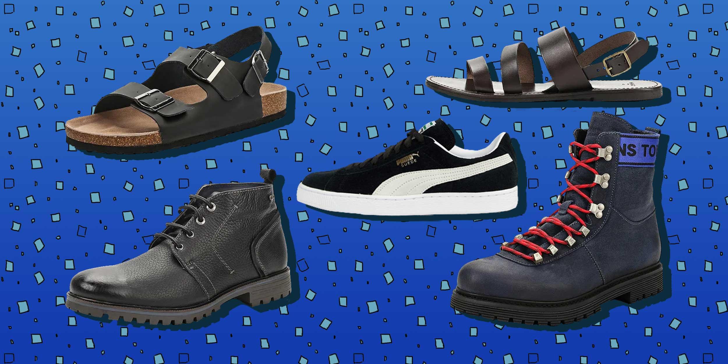 fd0a40987 Какая мужская обувь будет в моде весной-летом 2019 года - Лайфхакер