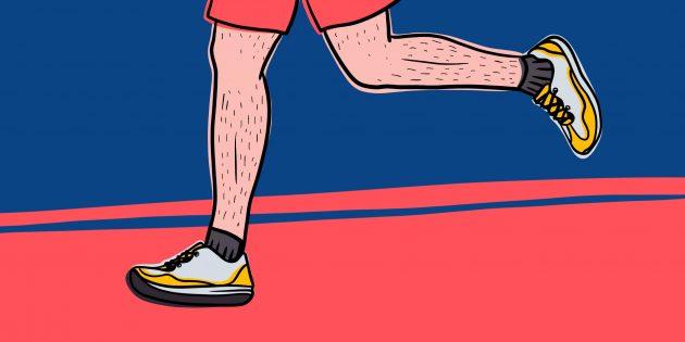Ходить в спортзал: ежедневные занятия бегом или ходьбой