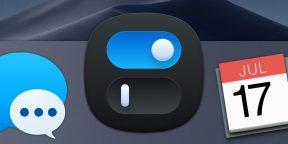 One Switch для macOS — четыре нужных вам переключателя в одном месте
