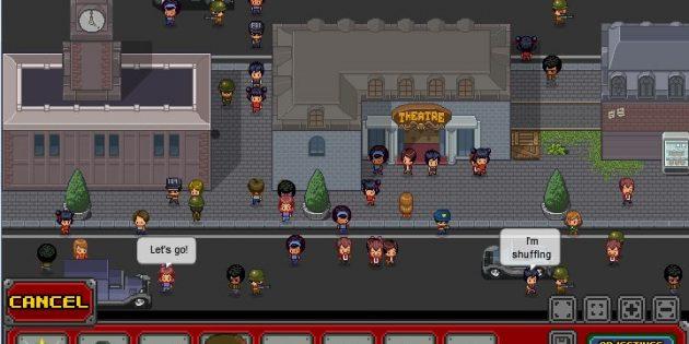 Флеш-игры: Infectonator 2