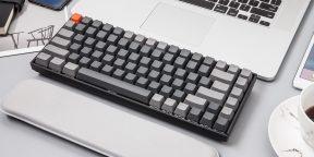 Штука дня: беспроводная механическая клавиатура с 18 типами RGB-подсветки