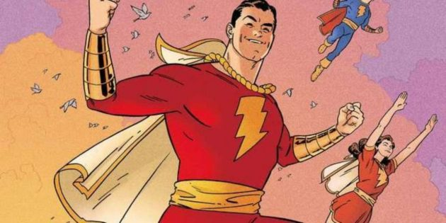 «Шазам!»: с комиксов о Мэри Марвел началась история женских спин-оффов о супергероях