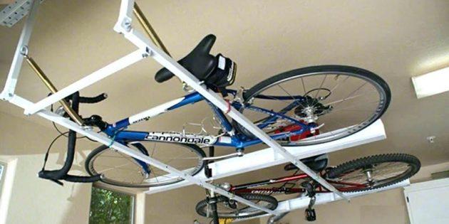 Крепления для велосипеда