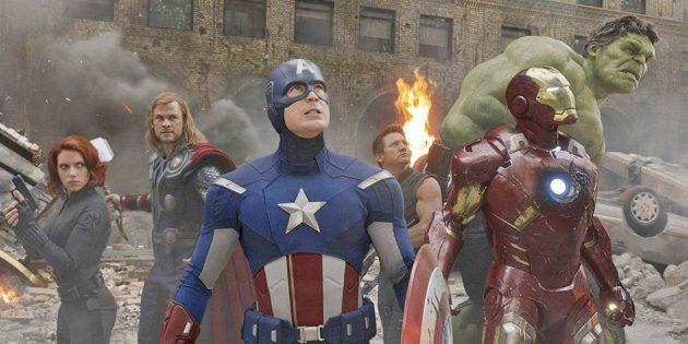 Мстители: финал: Зрителям дают возможность снова увидеть знаменитые сцены сражения с неожиданных ракурсов