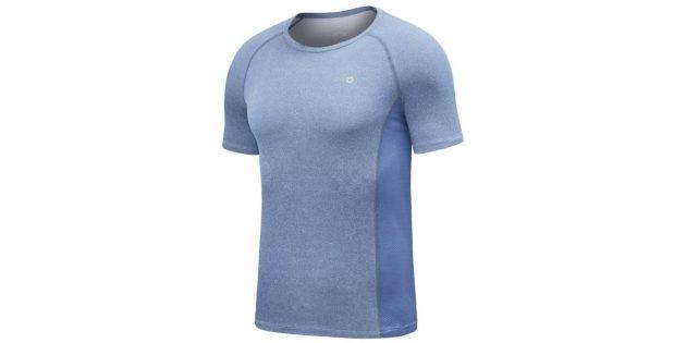 Суббренд Xiaomi представил спортивную футболку, с которой тело всегда будет оставаться сухим