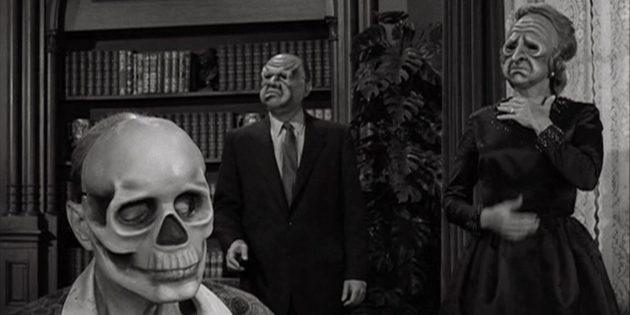 «Сумеречная зона» 1959 года: Маски