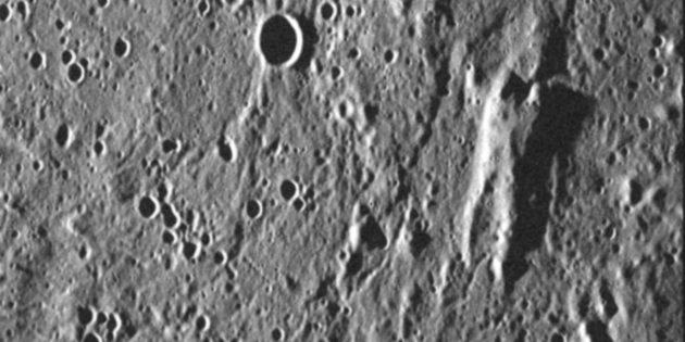 Фото космоса: Хан Соло в карбоните