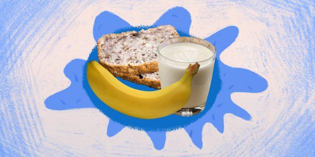 Полезная еда: французский завтрак