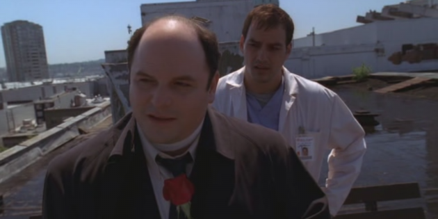 Сериал «Сумеречная зона» 2002 года: Одна ночь в больнице Мерси