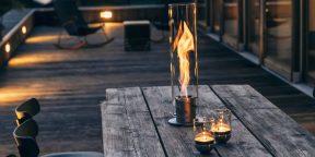 Штука дня: SPIN — маленький огненный торнадо у вас дома