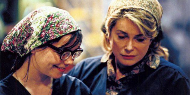 Фильм Ларса фон Триера: Бьорк и Катрин Денёв, «Танцующая в темноте»