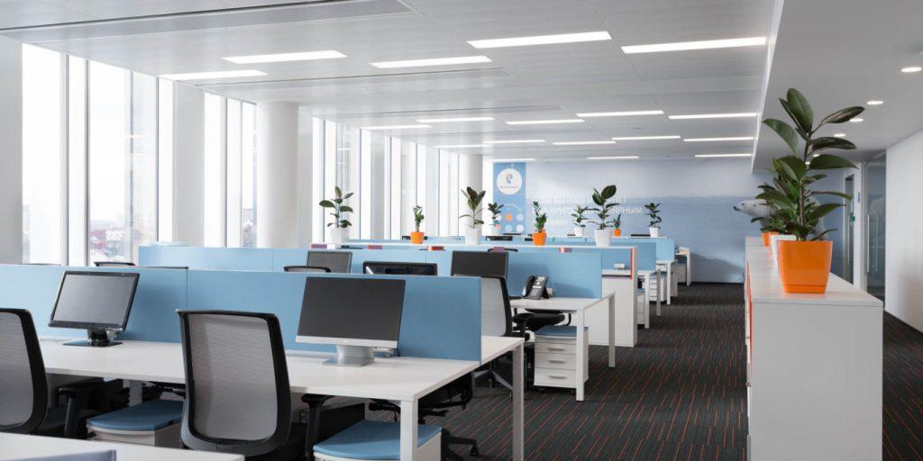 Эргономика рабочего места: Правильное освещение