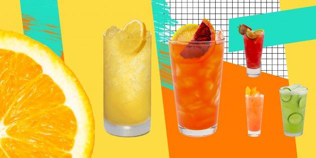 15 рецептов домашнего лимонада для любителей классики и экспериментов