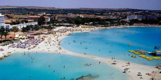 Города Европы: Ларнака, Кипр