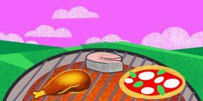 Что приготовить на костре: 10 простых и вкусных блюд