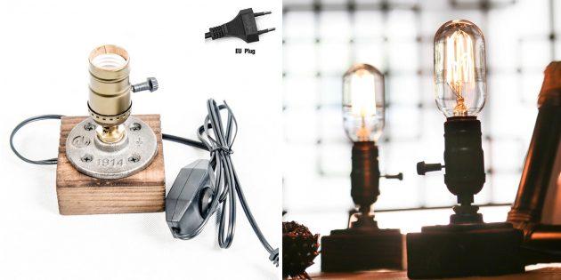 Ретро-светильник