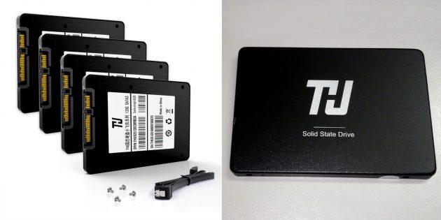 Внутренние SSD-диски