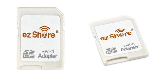 Wi-Fi-адаптер для microSD