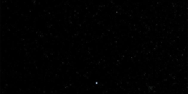 Звёздное небо: Сириус
