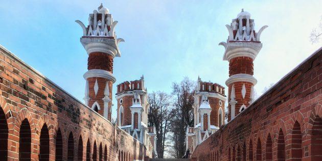 Куда поехать на майские: Музей-заповедник «Царицыно»