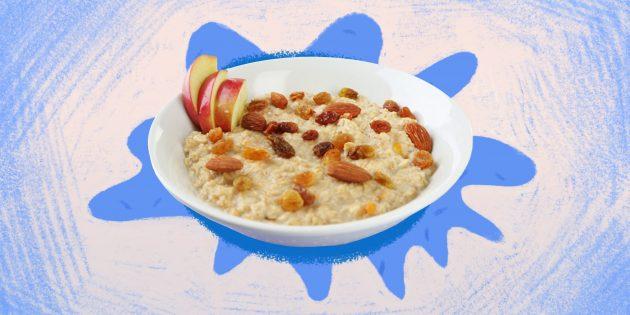 Полезная еда: мультизлаковая каша