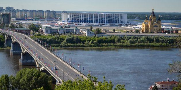 Куда поехать на майские: Нижний Новгород