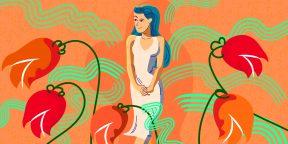 5 признаков того, что ваш антиперспирант не справляется