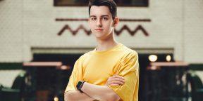 Рабочие места: Илья Гришин, старший дизайнер «ВКонтакте»