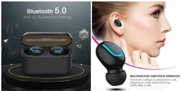 Bluetooth-наушники для iPhone