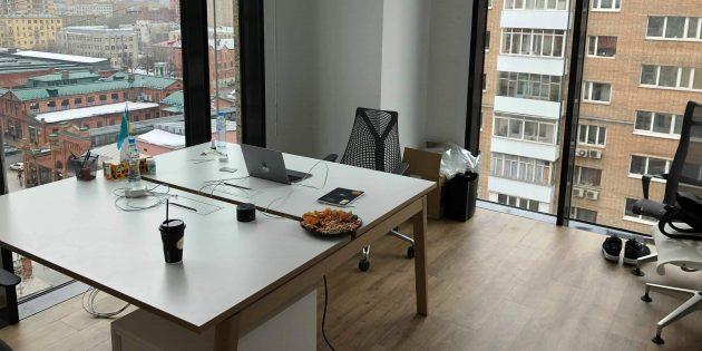 Виктор Захарченко: Новый офис