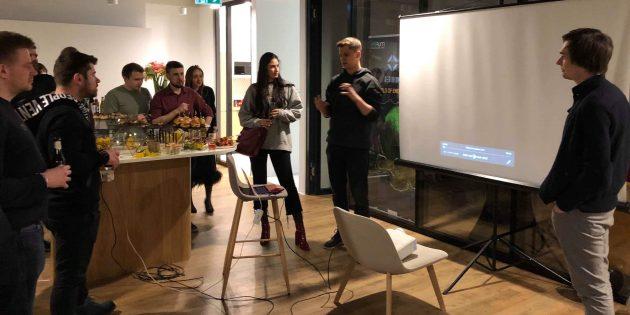 Виктор Захарченко: Закрытая презентация «Digital Доктора»