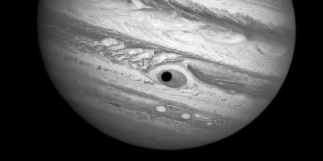 Фото космоса: космический циклоп