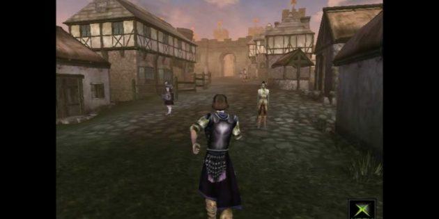 TES III: Morrowind