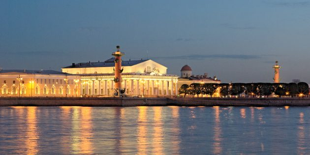 Куда поехать на майские: Санкт-Петербург