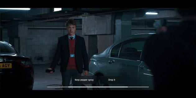 Late Shift — это настоящий фильм с живыми актёрами
