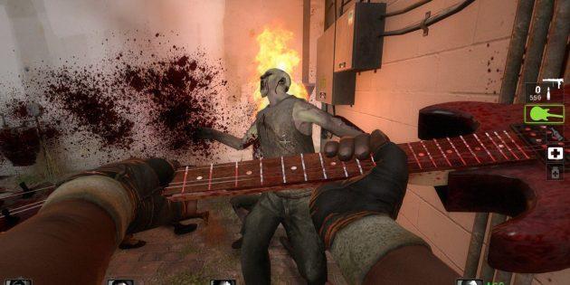 Выживание в зомби-апокалипсисе: Оружием может стать что угодно