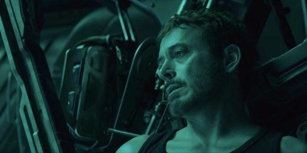 Мстители: финал: Сцена прощания с Тони Старком — это прощание с прошлым