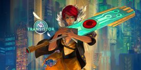 В Epic Games Store бесплатно раздают футуристическую ролевую игру Transistor