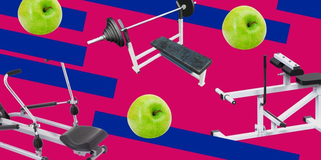 Похудеть с помощью фитнесболла